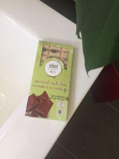 Glück in der Badewanne