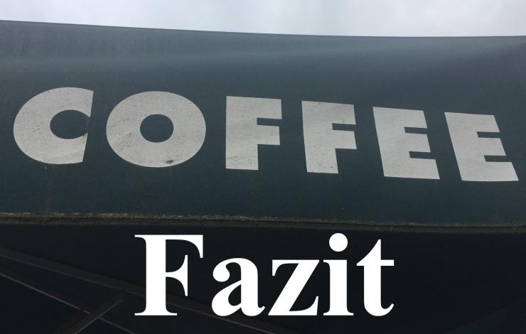 Kaffee-Banner-Fazit
