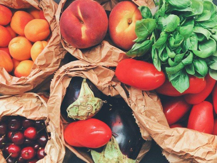 Gemüse Ensemble